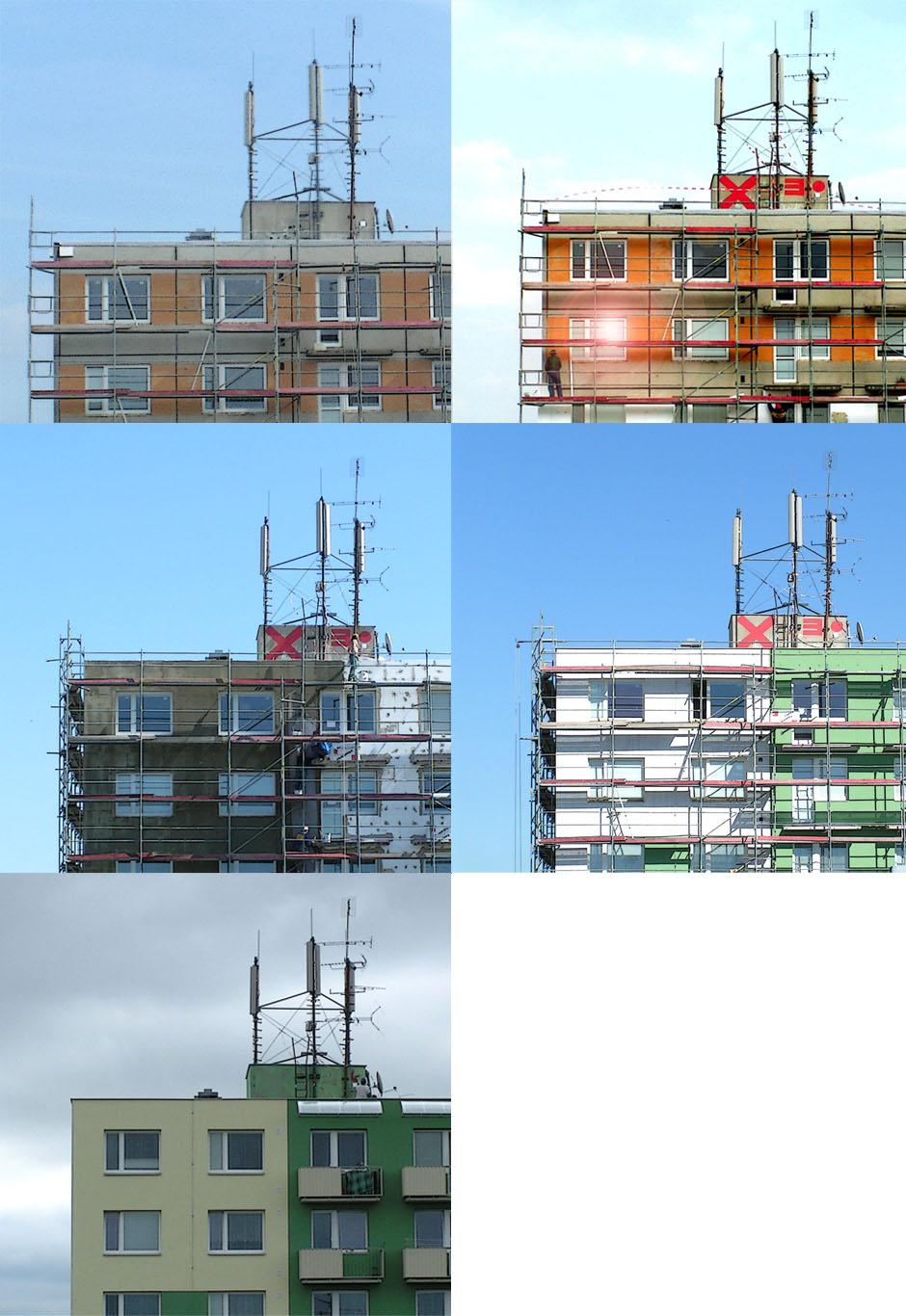 rekonstrukce paneláku