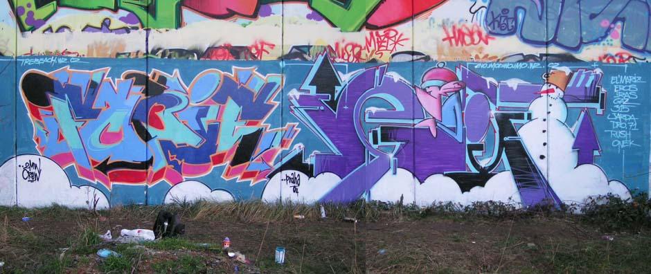 Fobie, Keim – Praha